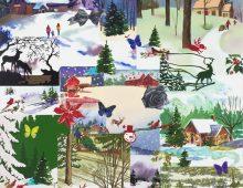 Hallmark Project – Christmas 1